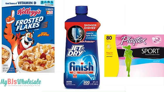 new printable coupons kelloggs, playtex, jet dry and more