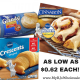 pillsbury dough deals at BJs