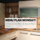 menu plan monday Bjs items cheap