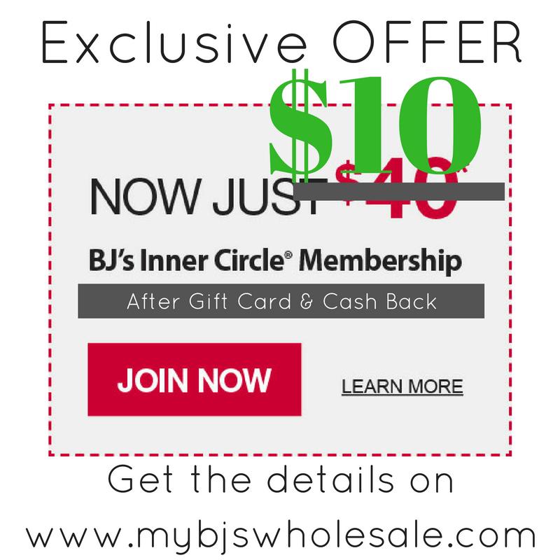 BJ's Membership Discount