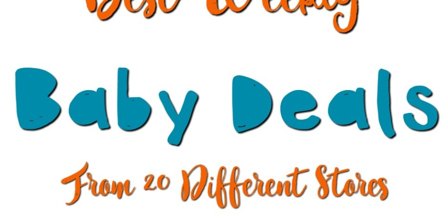 baby deals best weekly