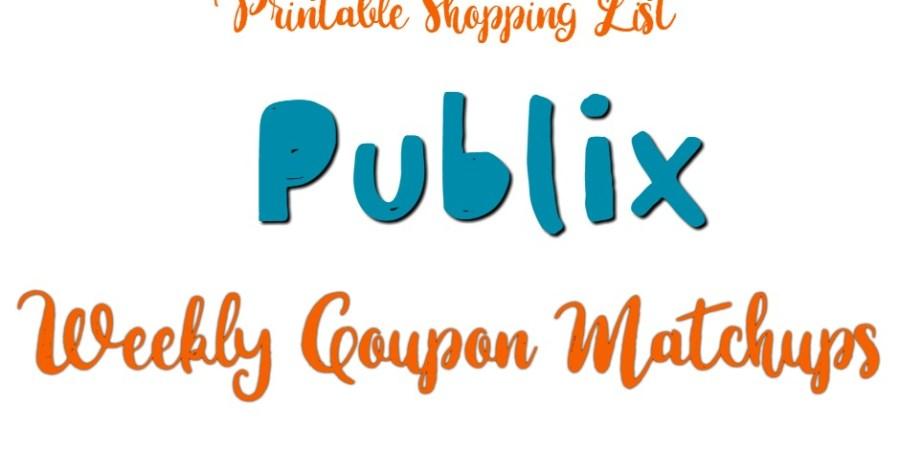 Publix Weekly Deals