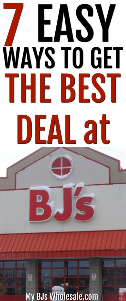 Should you buy an item at BJ's wholesale club or your local grocery store? Here is how to find the best deal at the club each time.
