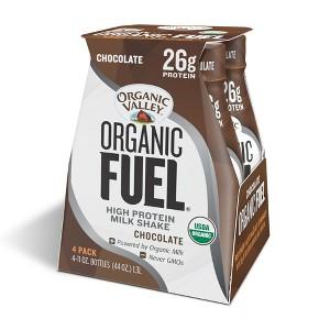 Organic Fuel free at Target