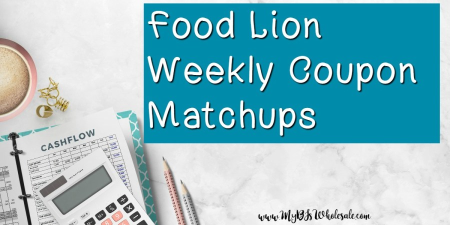 Food Lion Weekly Deals