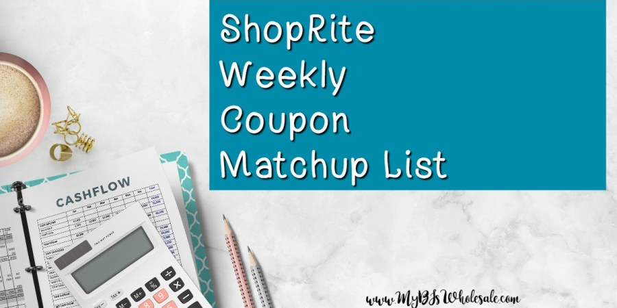 shoprite weekly coupon matchups