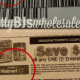 myths about redeemable only at walmart coupons