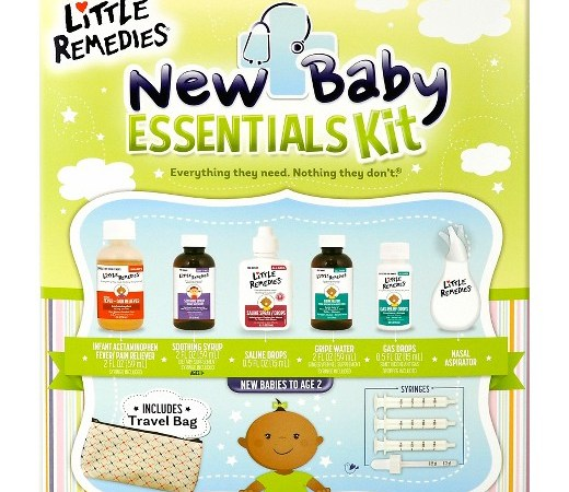 little remedies baby essentials kit coupon