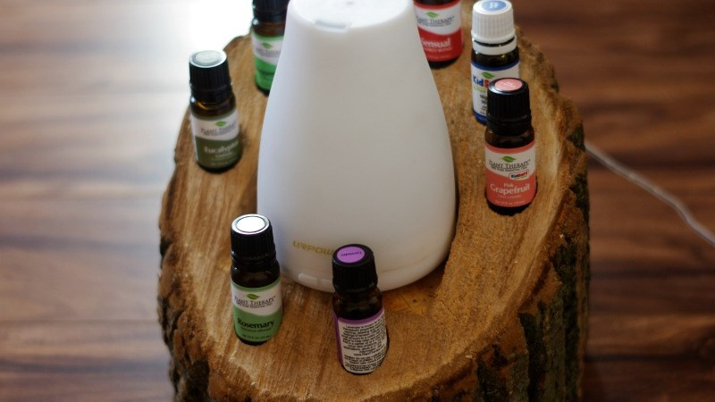 essential oil diy holder