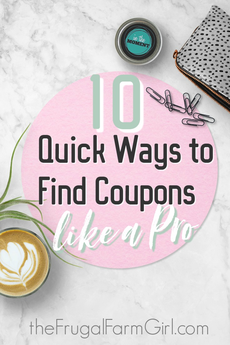 Learn how to find coupons like the professional extreme couponers do!