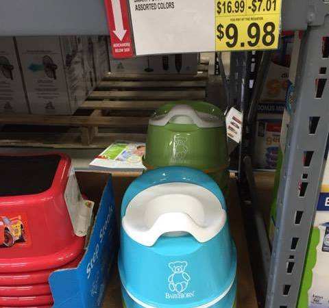 Baby Bjorn Smart Potty BJs Wholesale