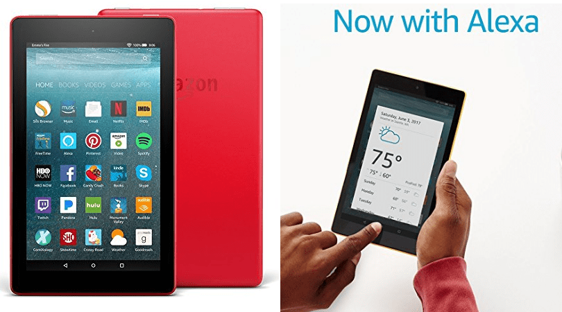 fire tablet deals on Amazon prime day