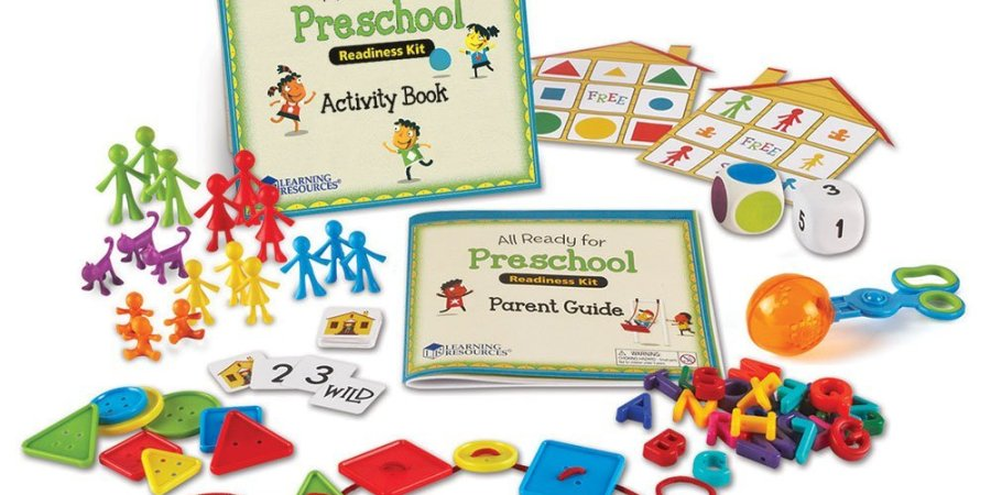 learning resources on amazon preschool