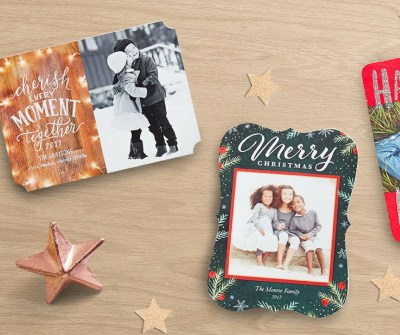 Shutterfly address lables and cards deal