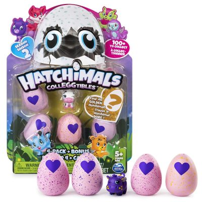 hatchimals small eggs