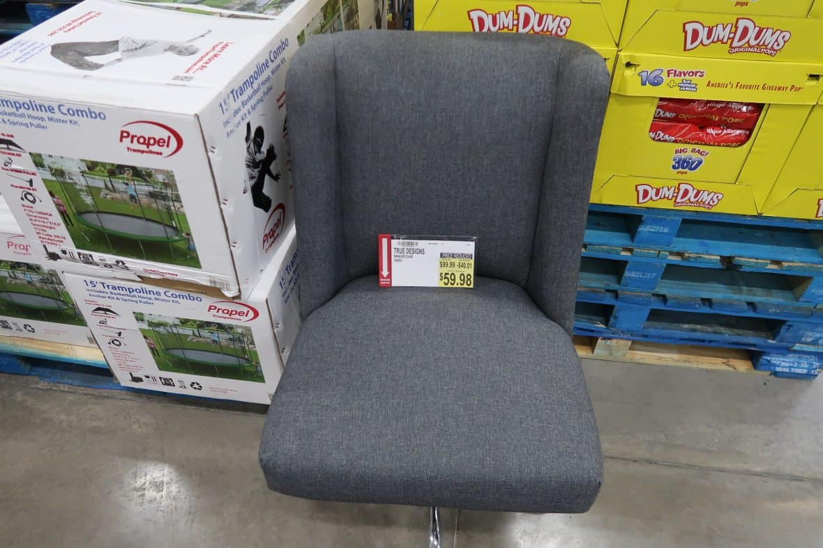 Stylish Office Chair Only 5998 at BJs  My BJs Wholesale