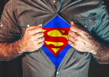 Become a superman
