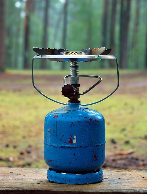 Cooking gas business