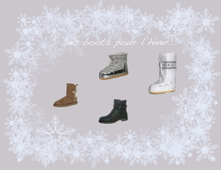 Boots Neige