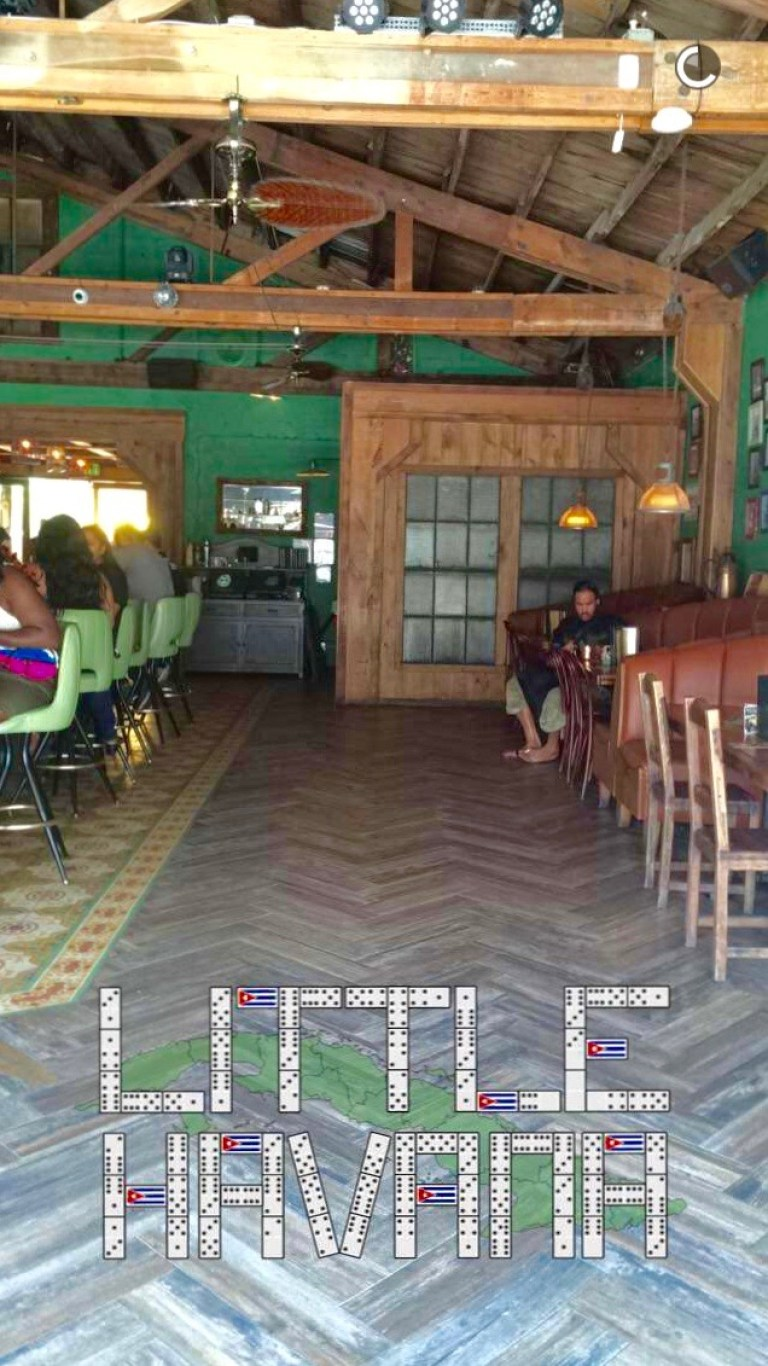 Little Havana bar