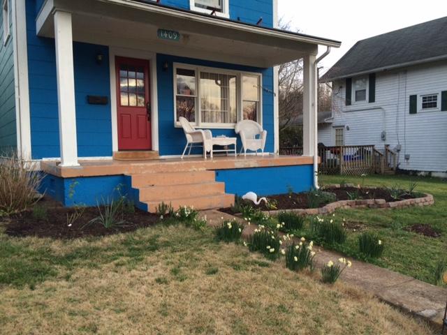 Building a Rose Garden – Part 5