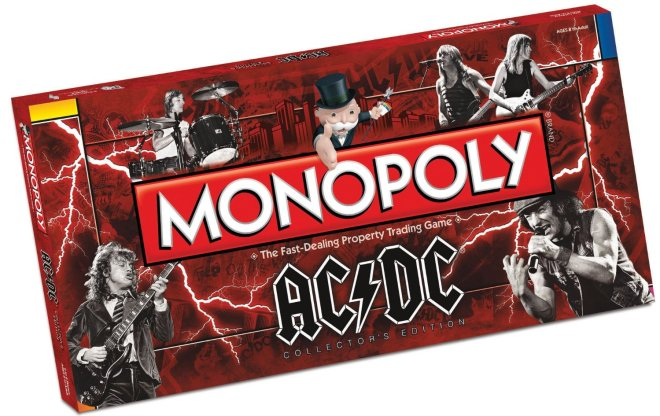 ACDC Monopoly