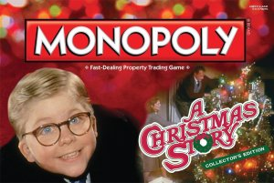 Christmas Story Monopoly