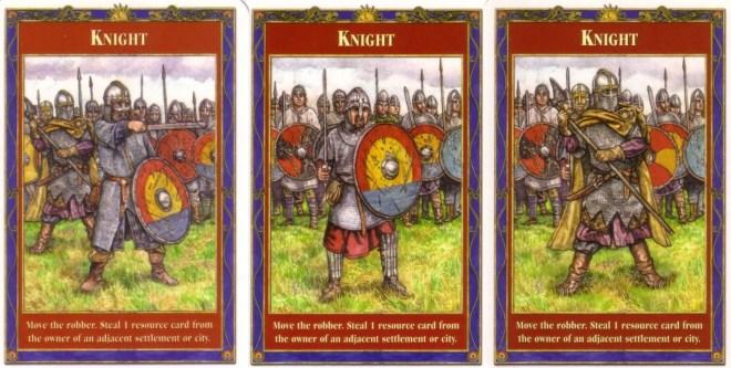 Catan Knights