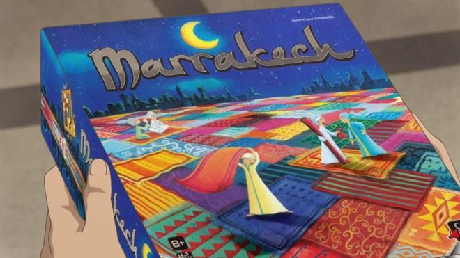 Marrakech bekerja sebagai game gerbang