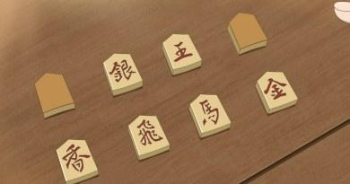 Goita uses pieces like in Shogi