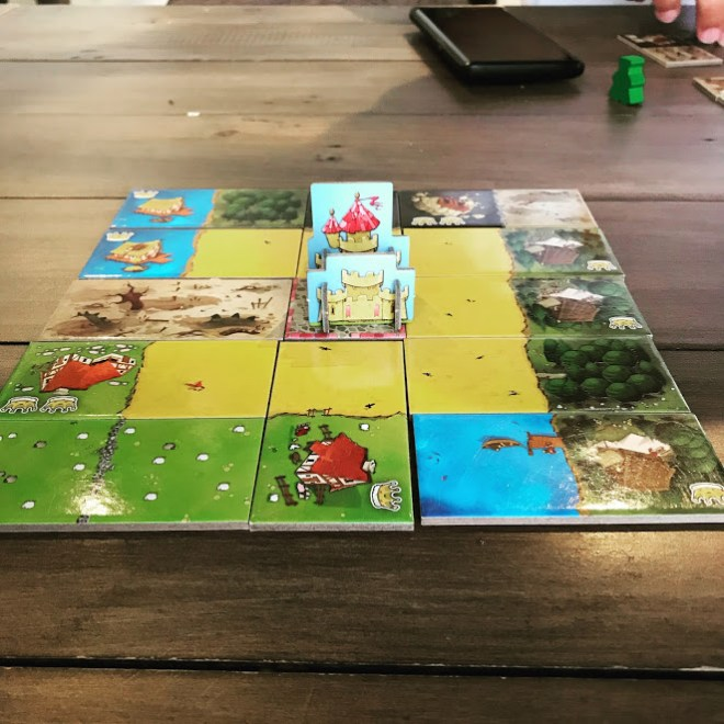 Few games are easier to teach than Kingdomino