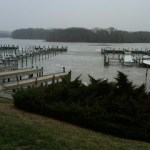 Chesapeake Bay Rivers Frozen Early