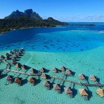 Sailing Around the Leeward Islands, French Polynesia