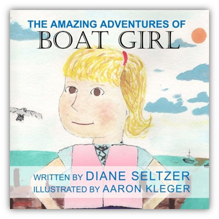 The Amazing Adventures of Boat Girl Image