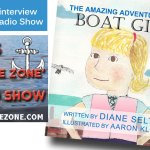 Video of Kid's Boat Book Interview on Bob's No Wake Zone Boating Radio Show