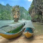 Sailing the Andaman Sea