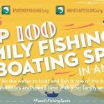 Top 100 Family Fishing and Boating Spots in the U.S.