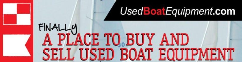buy used boat equipment