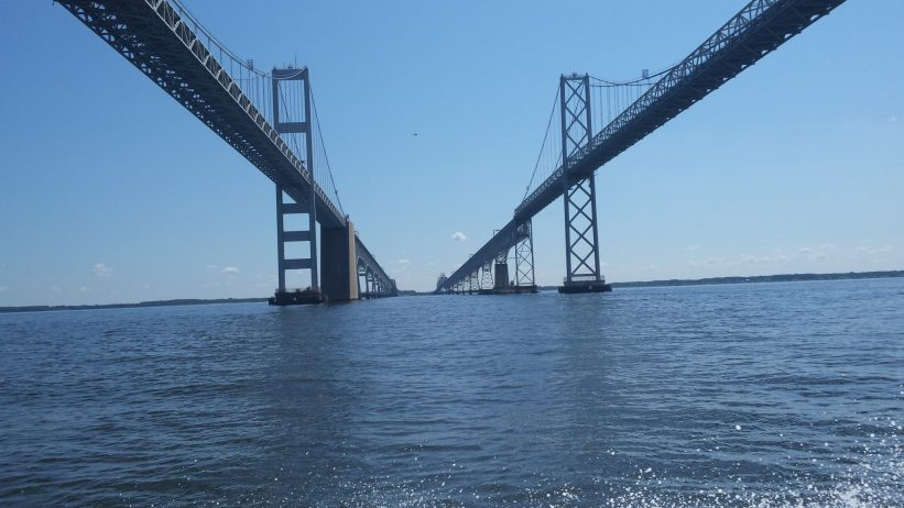 bay bridge chesapeake