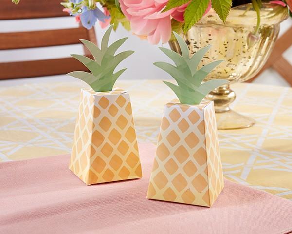 Portaconfetti Ananas Set da 24
