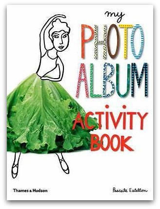 My Photo Album Activity Book by Pascale Estellon