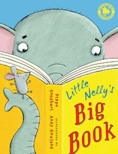 Little Nelly's Big Book - Pippa Goodhart