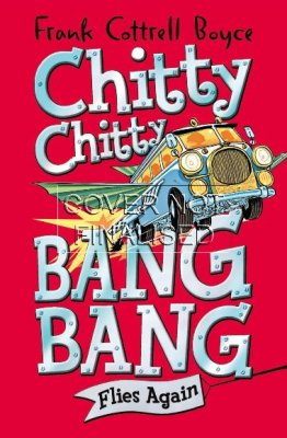 Chitty Chitty Bang Bang - My Book Corner