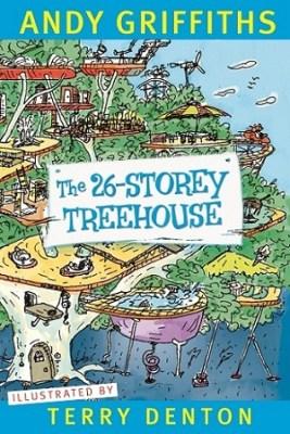 26 storey treehouse - My Book Corner