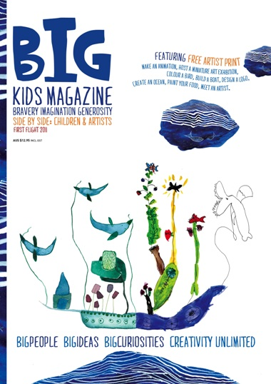 BIG Kids Magazine - My Book Corner