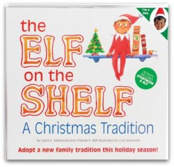 The Elf on the Shelf - My Book Corner