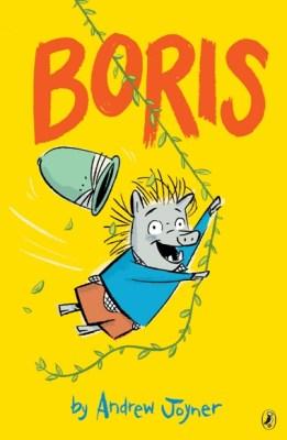 Boris - My Book Corner