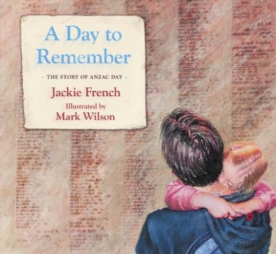 A Day To Remember - Jackie French - My Book Corner