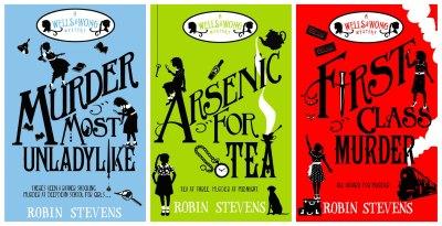Robin Stevens - Wells & Wong Mystery