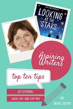 Top Ten Tips - Jo Cotterill